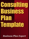 Consulting Business Plan Template Including 6 Special Bonuses