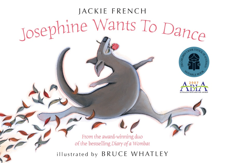 Image result for josephine wants to dance