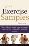 Exercise Samples Bodyweight Training Home Workouts And Exercise Routines For Men And Women
