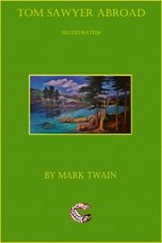 TOM SAWYER ABROAD - (ILLUSTRATED)