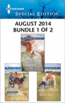 Harlequin Special Edition August 2014 - Bundle 1 Of 2
