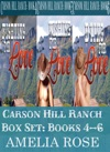 Carson Hill Ranch Box Set Books 4 - 6