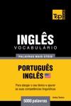 Vocabulrio Portugus-Ingls Americano 5000 Palavras Mais Teis