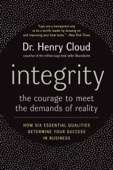 Integrity - Henry Cloud Cover Art