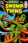 The Saga Of The Swamp Thing 1982- 6