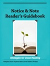 Notice  Note Readers Guidebook