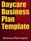 Daycare Business Plan Template Including 6 Special Bonuses