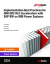 Implementation Best Practices For IBM DB2 BLU Acceleration With SAP BW On IBM Power Systems