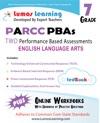 PARCC Performance Based Assessment PBA Practice - Grade 7 English Language Arts