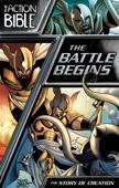 Sergio Cariello & Caleb Seeling - The Battle Begins  artwork