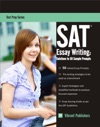 SAT Essay Writing Solutions To 50 Sample Prompts
