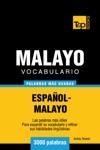 Vocabulario Espaol-Malayo 3000 Palabras Ms Usadas