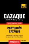 Vocabulrio Portugus-Cazaque 9000 Palavras Mais Teis