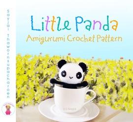 DOWNLOAD OF LITTLE PANDA AMIGURUMI CROCHET PATTERN PDF EBOOK