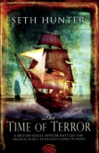Seth Hunter - The Time of Terror  artwork