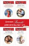 Harlequin Presents June 2016 - Box Set 1 Of 2