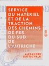 Service Du Matriel Et De La Traction Des Chemins De Fer Du Sud De LAutriche