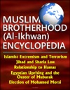 Muslim Brotherhood Al-Ikhwan Encyclopedia Islamist Extremism And Terrorism Jihad And Sharia Law Relationship To Hamas Egyptian Uprising And The Ouster Of Mubarak Election Of Mohamed Morsi
