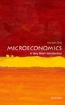 Microeconomics A Very Short Introduction