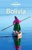 Bolivia Travel Guide - Lonely Planet Cover Art