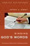 Singing Gods Words