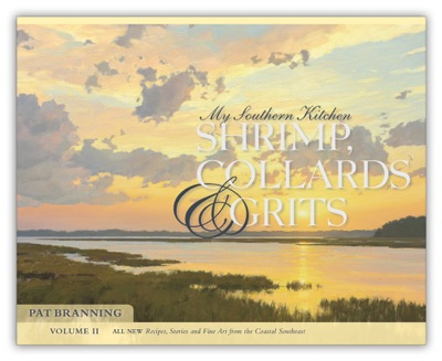 Shrimp Collard  Grits Volume II - My Southern Kitchen