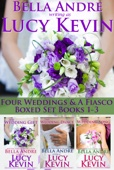 Four Weddings and a Fiasco Boxed Set, Books 1-3