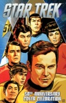 Star Trek 50th Anniversary Cover Celebration