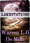 Lamentations Collection Of Poetry Volume 3