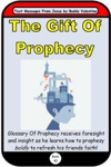 The Gift Of Prophecy Text Message From Jesus Book 40