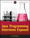 Java Programming Interviews Exposed
