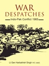War Despatches Indo-Pak Conflict 1965