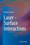 Laser - Surface Interactions