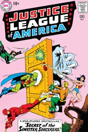 DOWNLOAD OF JUSTICE LEAGUE OF AMERICA (1960-1987) #2 PDF EBOOK