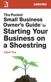 THE POCKET SMALL BUSINESS OWNERS GUIDE TO STARTING YOUR BUSINESS ON A SHOESTRING