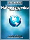 Macroeconomics Fiscal Policy