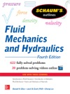 Schaums Outline Of Fluid Mechanics And Hydraulics 4th Edition
