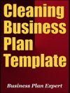 Cleaning  Business Plan Template Including 6 Special Bonuses