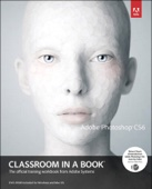 Adobe Photoshop CS6 Classroom in a Book - Adobe Creative Team Cover Art