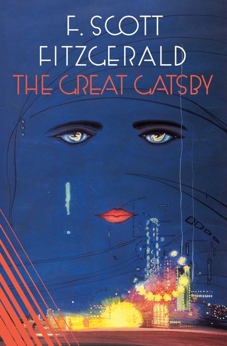 The Great Gatsby F Scott Fitzgerald Book