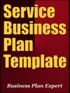 Service Business Plan Template Including 6 Special Bonuses