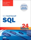 Sams Teach Yourself SQL In 24 Hours 5e