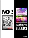 PACK 2 FANTSTICOS EBOOKS N 050