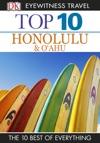DK Eyewitness Top 10 Travel Guide Honolulu  Oahu