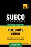 Vocabulrio Portugus-Sueco 7000 Palavras Mais Teis