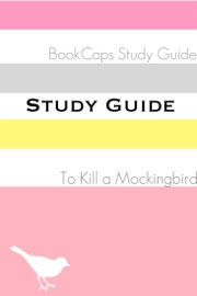 STUDY GUIDE: TO KILL A MOCKINGBIRD (A BOOKCAPS STUDY GUIDE)