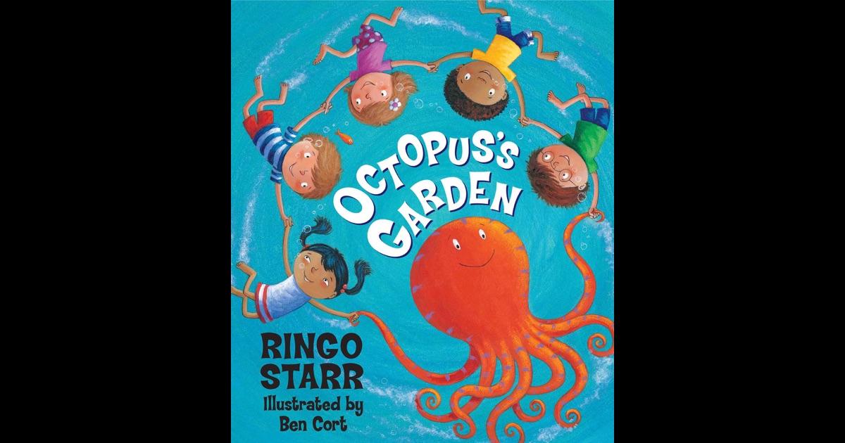 Octopus 39 S Garden Por Ringo Starr Ben Cort En Ibooks