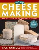 Home Cheese Making - Ricki Carroll Cover Art