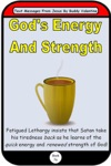 Gods Energy And Strength Text Messages From Jesus Book 76