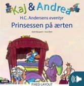 Kjeld Nørgaard - Prinsessen på ærten artwork